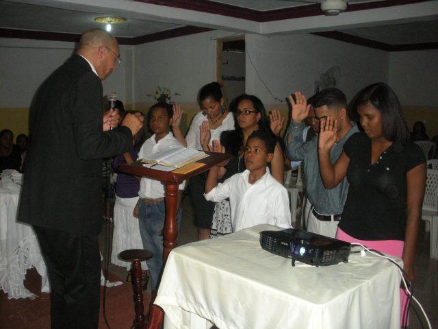 Ministrar es una de las poderosas leyes de las bendiciones