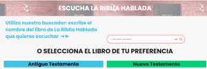 La audiobiblia de PALFCRIS