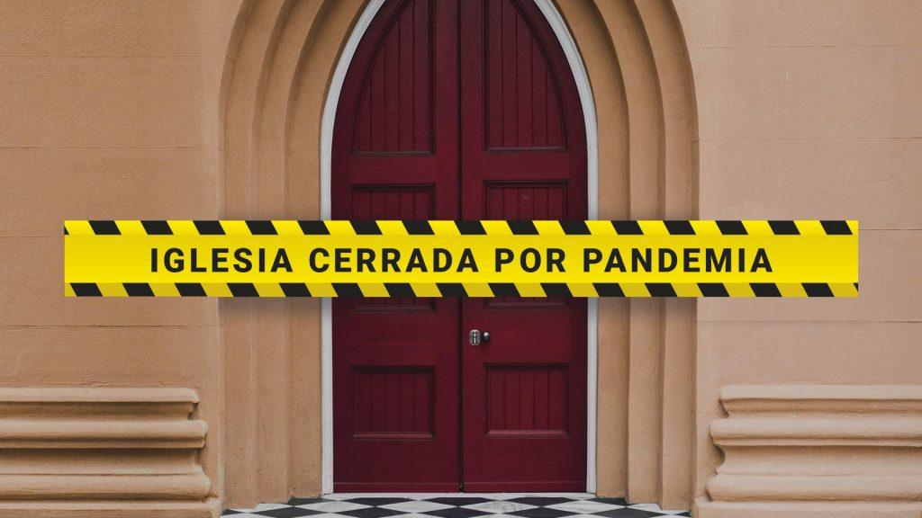 ¿Será cierto que en Estados Unidos existe un preocupante cierre de iglesias?